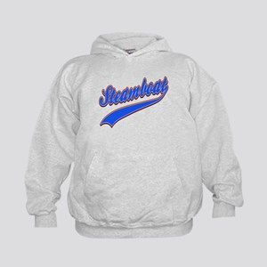 Steamboat Tackle and Twill Kids Hoodie