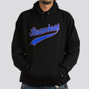 Steamboat Tackle and Twill Hoodie (dark)