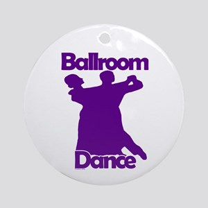 Ballroom Dance Ornament