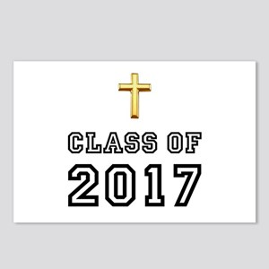 Class Of 2017 Cross Postcards (Package of 8)