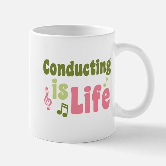 Conducting is Life Mug