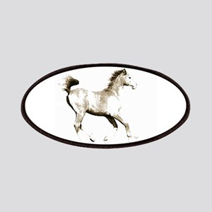 The Young Arabian Horse Patches