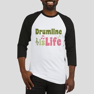 Drumline is Life Baseball Jersey