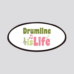 Drumline is Life Patches