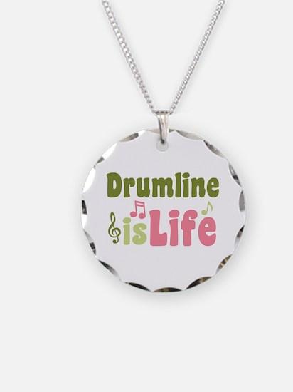 Drumline is Life Necklace