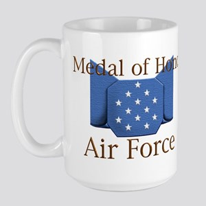 Harvest Moon's Medal of Honor-Air Force Large Mug