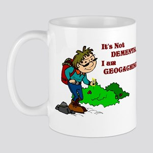 Dementia GPS Mug
