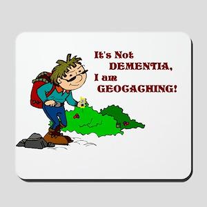 Dementia GPS Mousepad