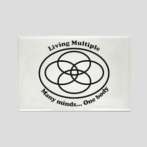 Living Multiple Rectangle Magnet