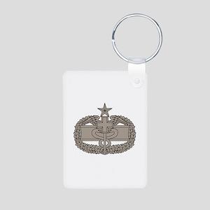 Combat Medical Badge 2nd Awd Aluminum Photo Keycha