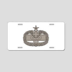 Combat Medical Badge 2nd Awd Aluminum License Plat