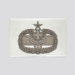 Combat Medical Badge 2nd Awd Rectangle Magnet