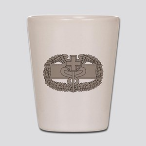 Combat Medical Badge Shot Glass