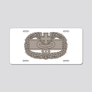 Combat Medical Badge Aluminum License Plate
