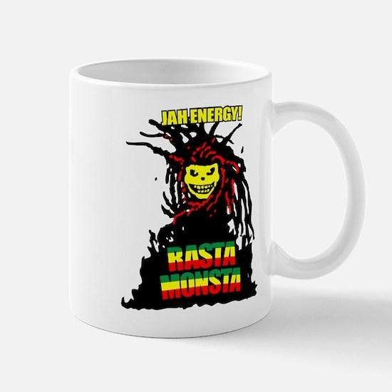 Rasta Monsta Mug