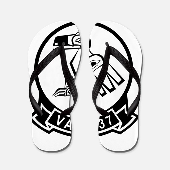 Cute Vaq prowler Flip Flops