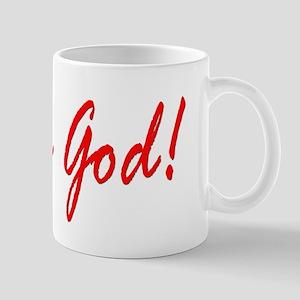 Think God Mug