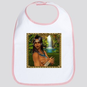 The Amazon Princess Bib