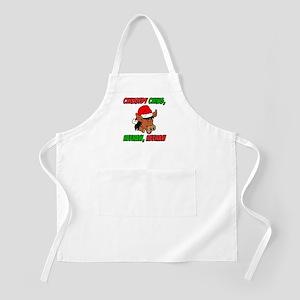 Italian Christmas Donkey Apron