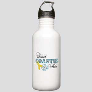 Proud Coastie Mom Stainless Water Bottle 1.0L