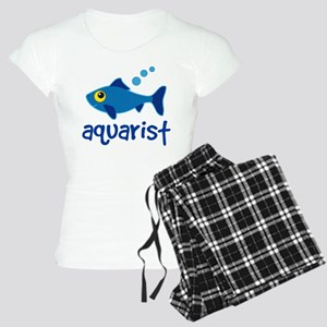 Aquarist Fishkeeper Women's Light Pajamas