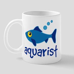 Aquarist Fishkeeper Mug
