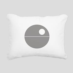 Todesstern hell Rectangular Canvas Pillow