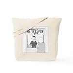 Herpesade (no text) Tote Bag