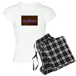 The Chocolate Cult Women's Light Pajamas