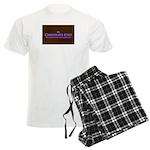 The Chocolate Cult Men's Light Pajamas