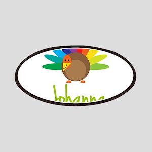 Johanna the Turkey Patches