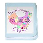 Fangchenggang China baby blanket