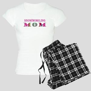 snowmobiling Women's Light Pajamas