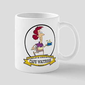 WORLDS GREATEST CAFE WAITRESS Mug