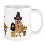Thanksgiving Friends Mug