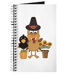 Thanksgiving Friends Journal