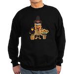 Thanksgiving Friends Sweatshirt (dark)
