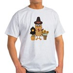 Thanksgiving Friends Light T-Shirt