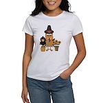 Thanksgiving Friends Women's T-Shirt