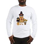 Thanksgiving Friends Long Sleeve T-Shirt