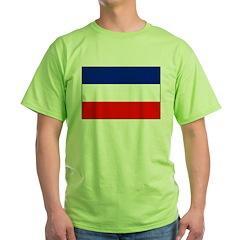 Serbia and Montenegro T-Shirt