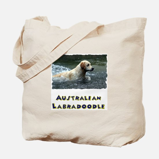 AUSTRALIAN LABRADOODLE Tote Bag