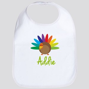 Addie the Turkey Bib