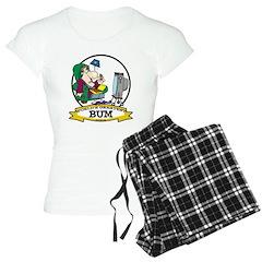 WORLDS GREATEST BUM Pajamas