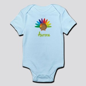 Aurora the Turkey Infant Bodysuit