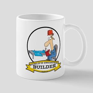 WORLDS GREATEST BUILDER II Mug