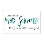 Mad Scientist 22x14 Wall Peel