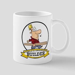 WORLDS GREATEST BUILDER Mug