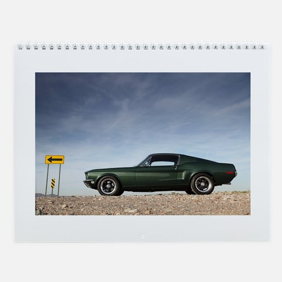 Cute Shelby Wall Calendar