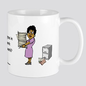 My Degree (Design 3) Small Mug